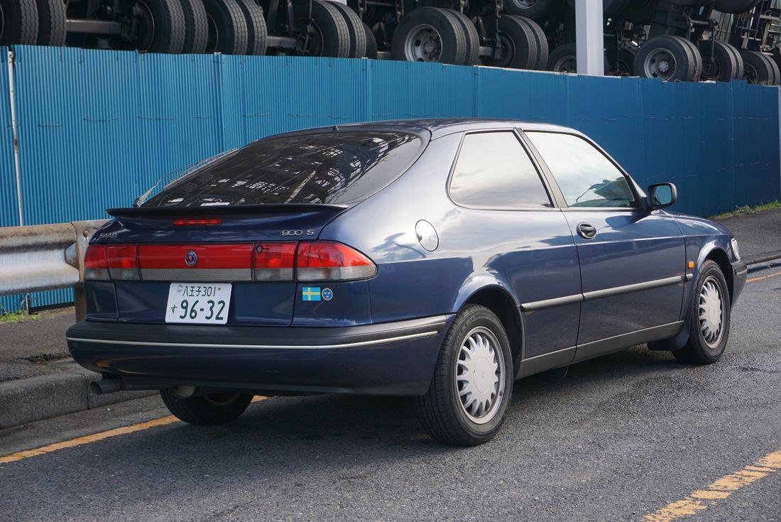 サーブ 900 2st 遠藤イヅル GM900