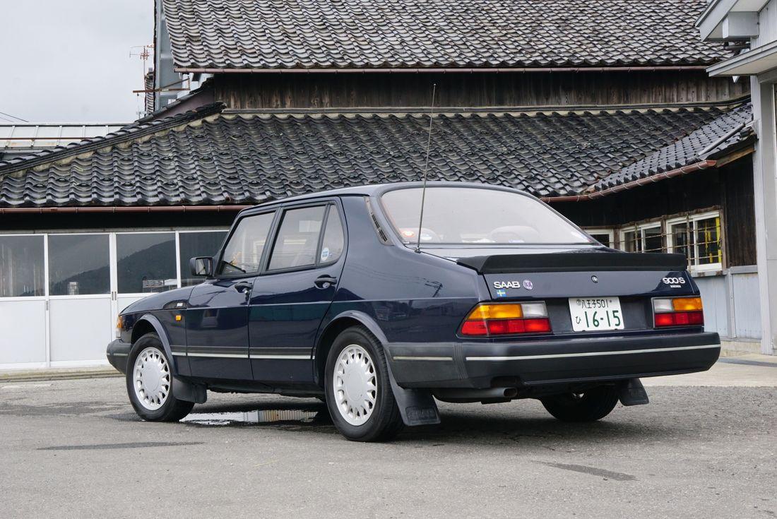 サーブ 900 1st 遠藤イヅル