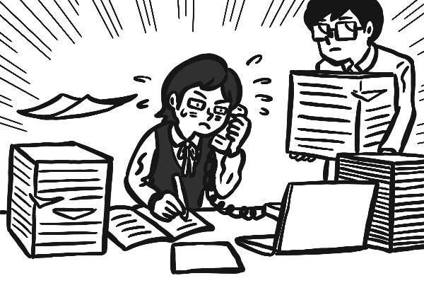 働き方改革の弊害「休憩時間をカットして働く」