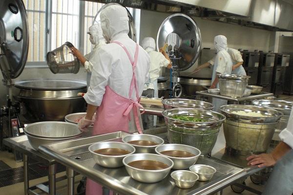 提供:箕面市子ども未来創造局 学校給食室