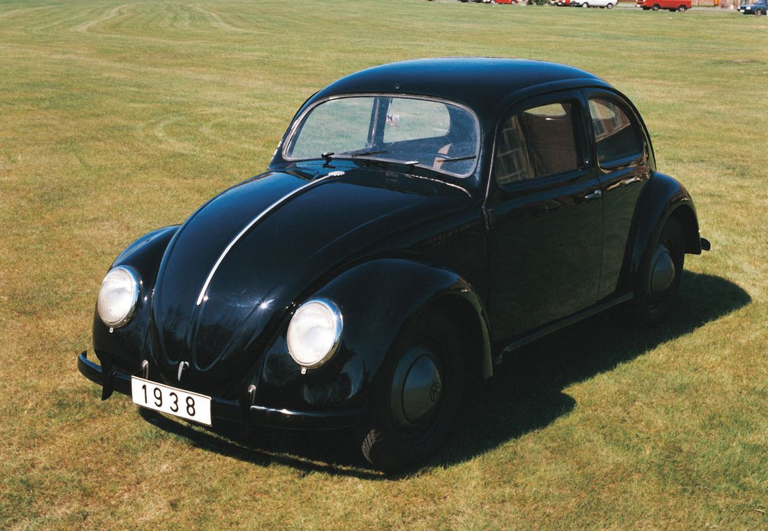 Käfer ビートル 1938