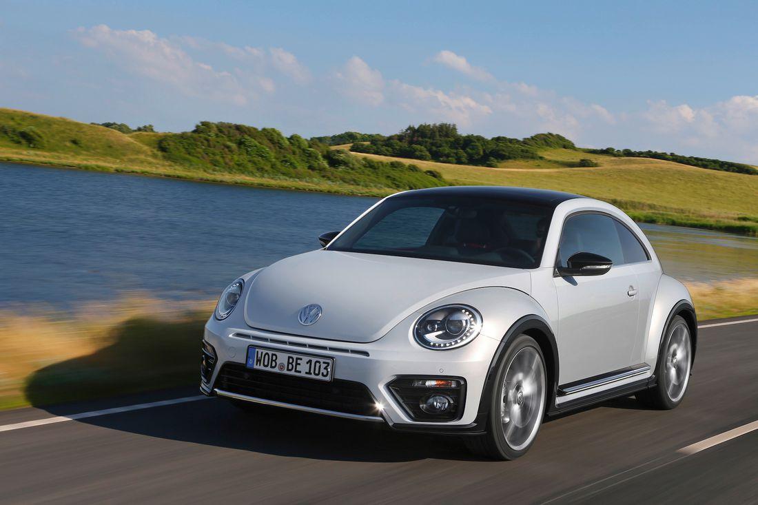 VW ザ・ビートル 2016