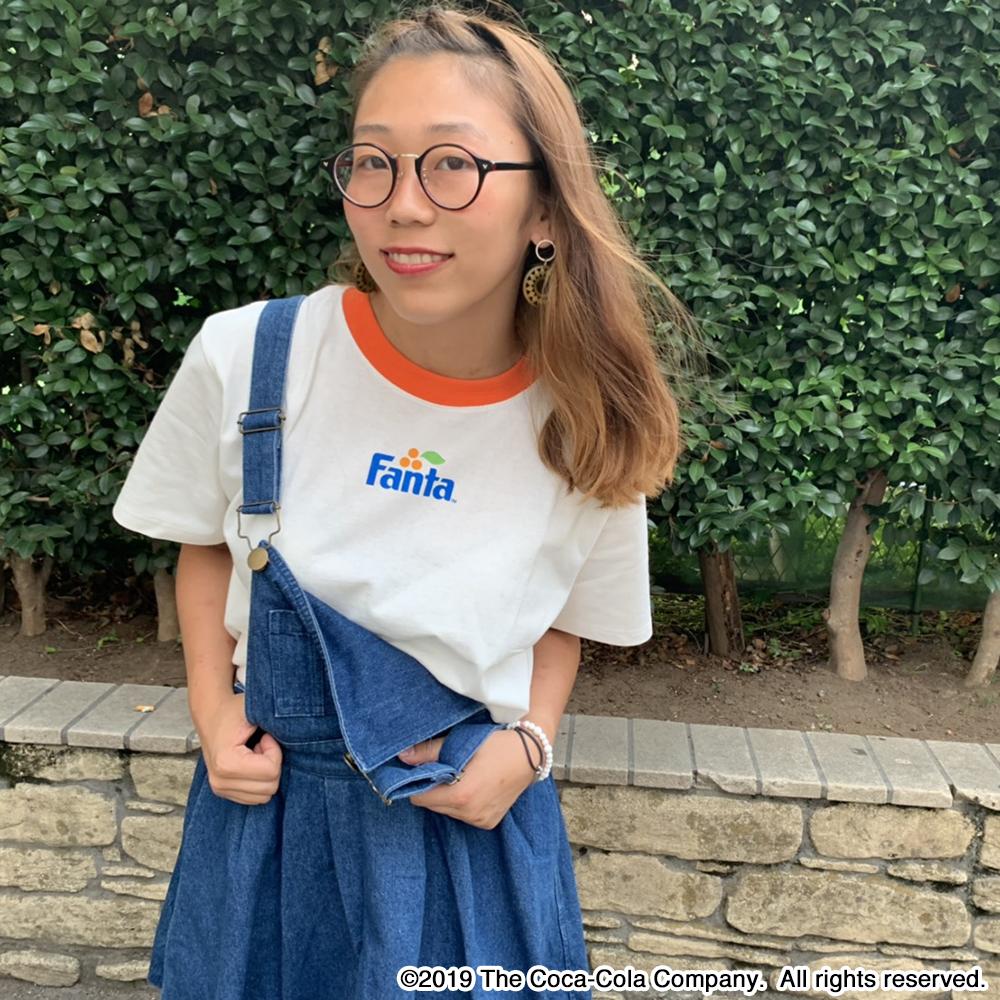 ファンタTシャツ