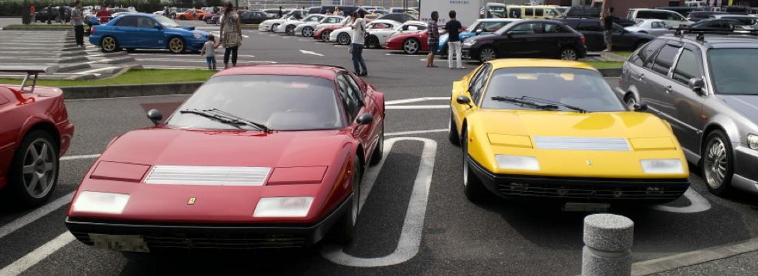 フェラーリ 365GT4BB/512BB