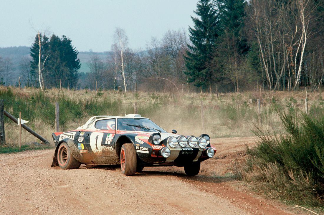 ランチア ストラトス 1972-1975