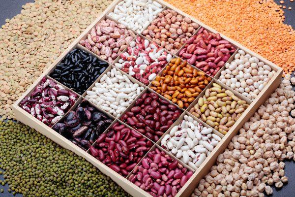 Beans (Vania Zhukevych/Shutterstock)