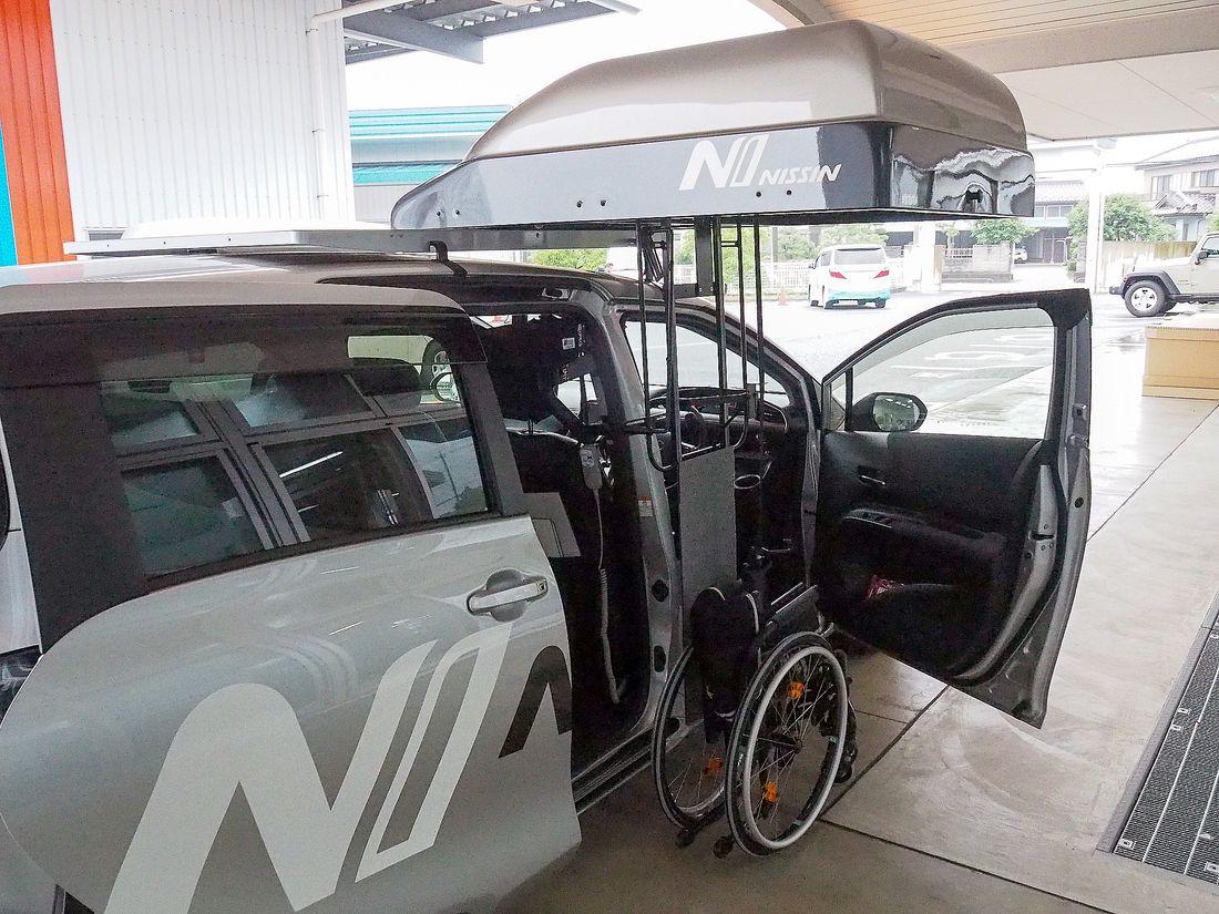 2019 ミクニ 福祉車両