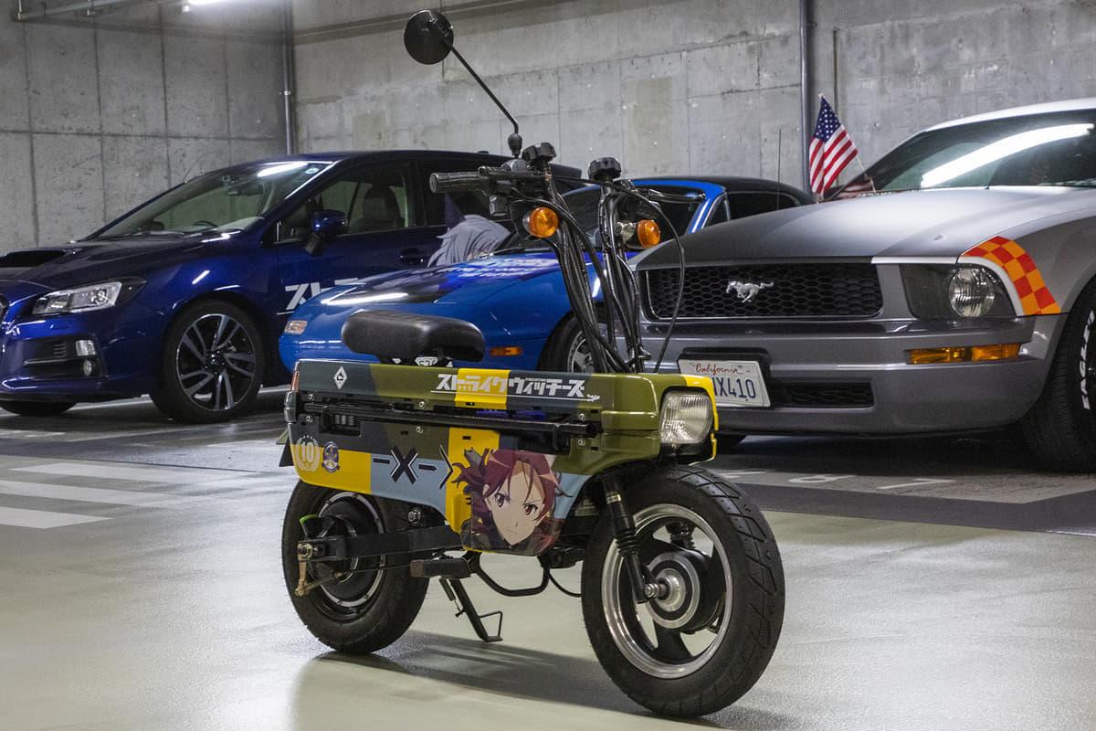 自動車カスタムイベントで痛車が流行している理由