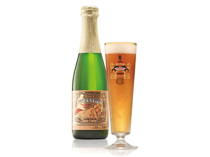 リンデマンス フルーツ・ビール ALC. 2.5%(コイン3枚)