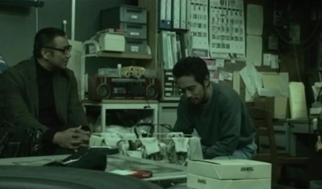 (C)『「超」怖い話 TV完全版』劇場用 ディレクターズカット版 ※今宵限り