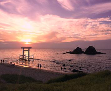 糸島(桜井二見ヶ浦)