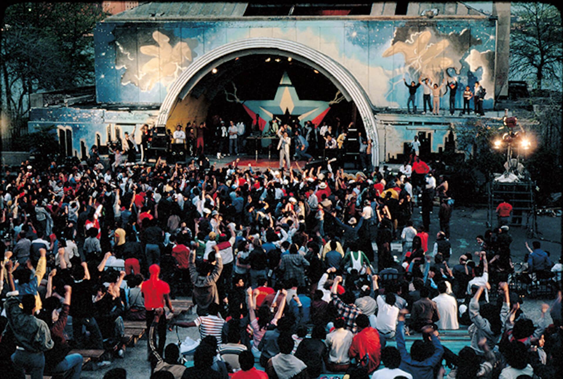 SOCIAL INNOVATION WEEK SHIBUYA 2019 90s HIP HOP EXPERIENCE