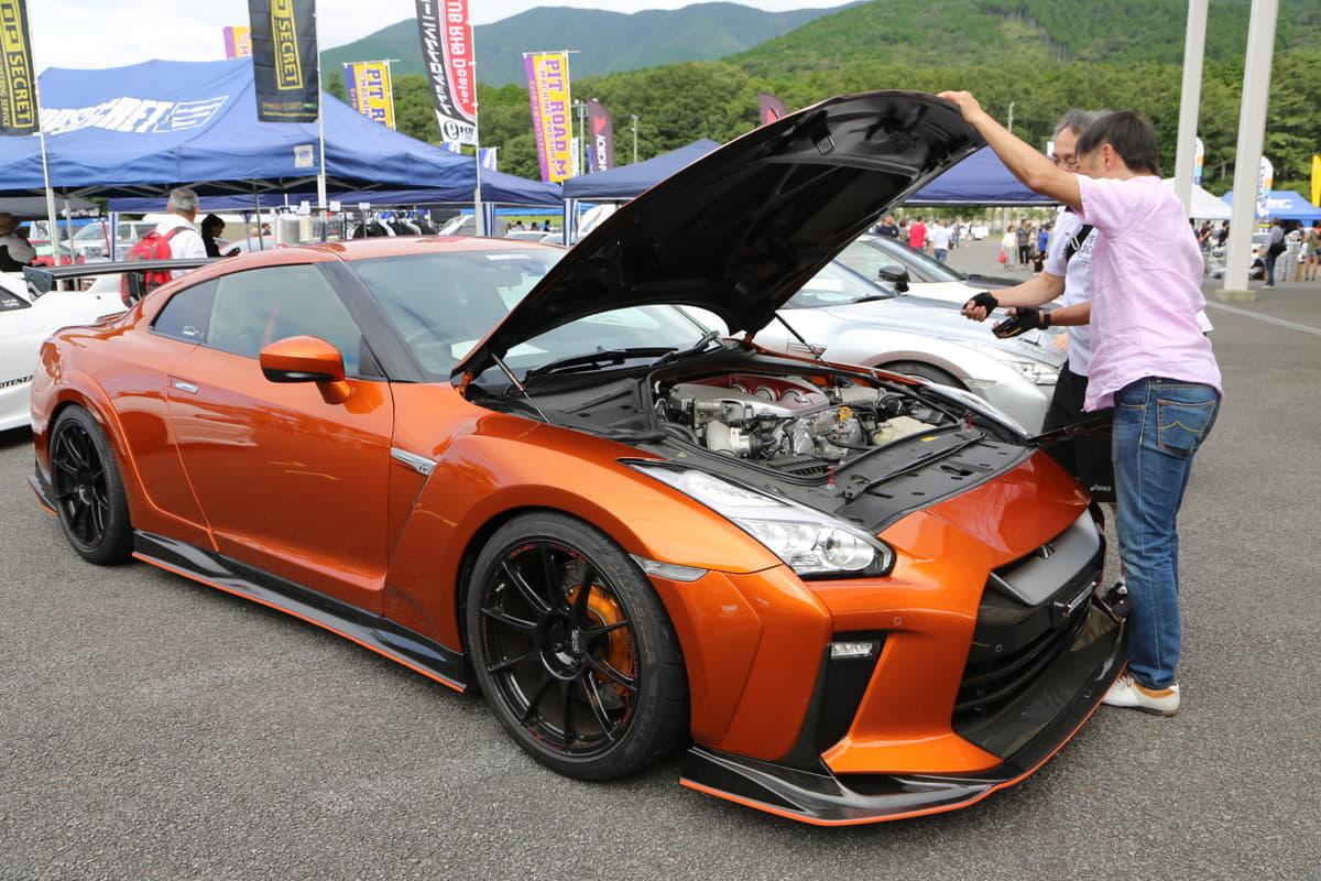 日産GT-Rのチューニングは絶対パワーより扱いやすさがトレンド