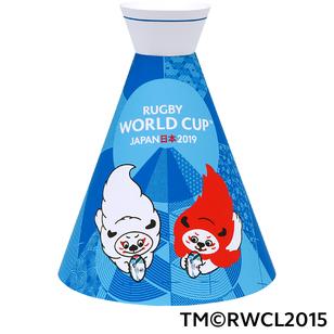 メガホン:RWC 2019 レンジー