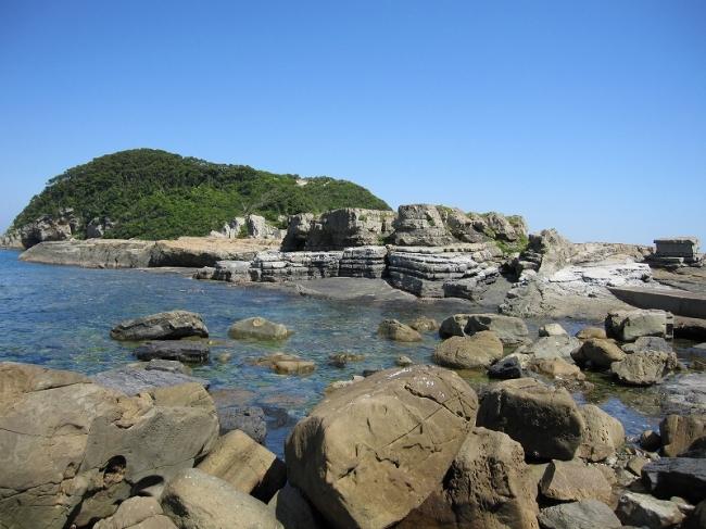 千畳敷(奈留島)