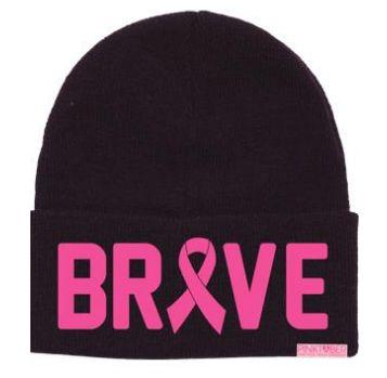 Pinktober Brave Beanie