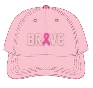 Pinktober Brave Cap