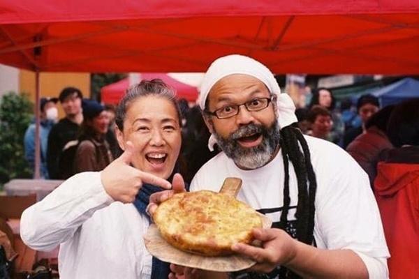 マーカスさんのアップルパイは何とお取り寄せ半年待ち!3月のイベントでは即完売!絶対食べてみて!