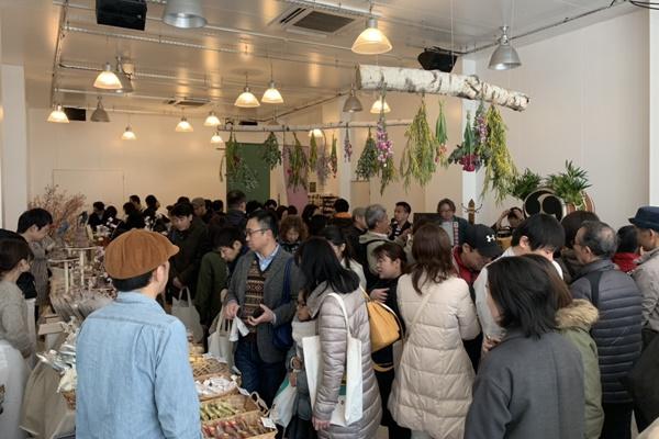 3月に開催されたSADOKOIイベントの様子