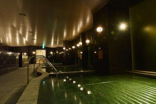 4階 大浴殿[準天然光明石温泉(人工温泉)][玄要の湯]