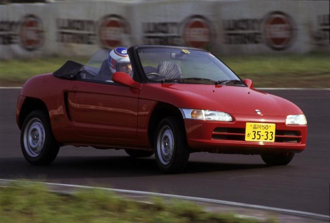 ユニークなコンセプトで人気を博したホンダ車