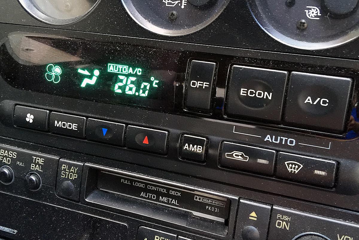 夏が終わっても油断大敵! 症状別でみる「自動車エアコンのトラブル」対処法