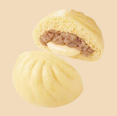 ファミリーマート「チーズ肉まん」(9月10日発売)