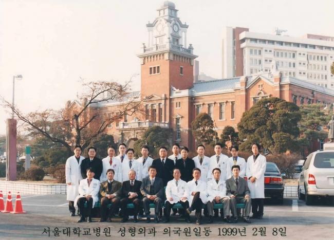 ソウル大学病院整形外科専門医「パク・ジョンリム院長」