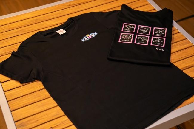 性いっぱい展オリジナルTシャツ