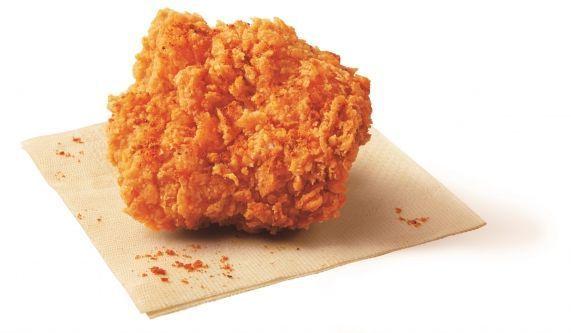 KFC「サクサク骨なしケンタッキー〈四川風麻辣味〉」