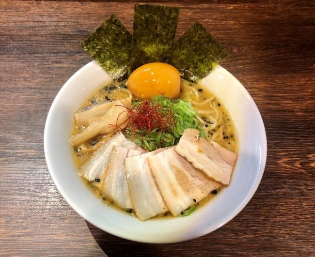 我流麺舞 飛燕/札幌塩スペシャル