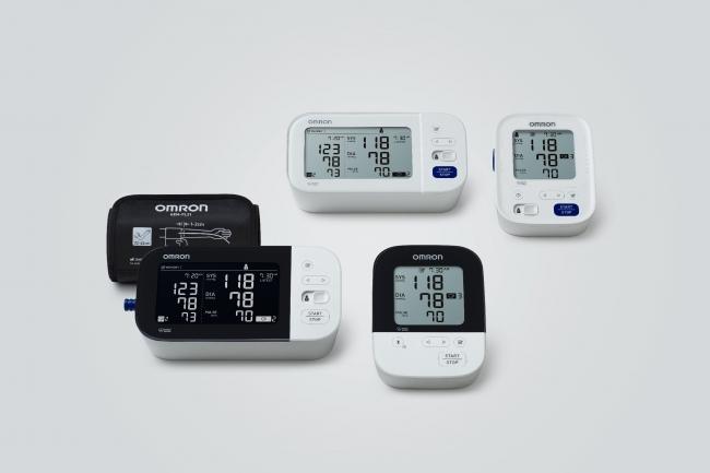 「上腕式血圧計 HEM-7340T/7340/7150T/7150シリーズ」