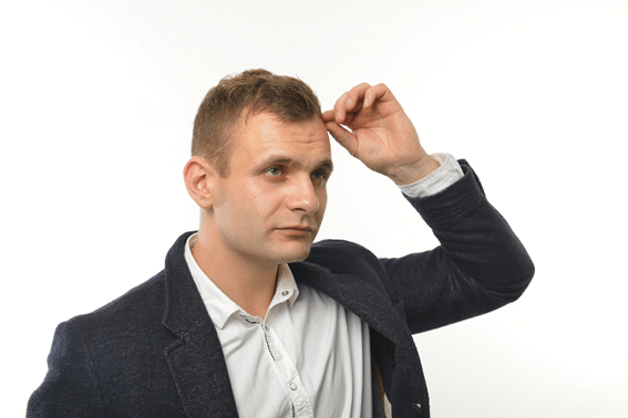 M字型脱毛症育毛剤は効果ある?