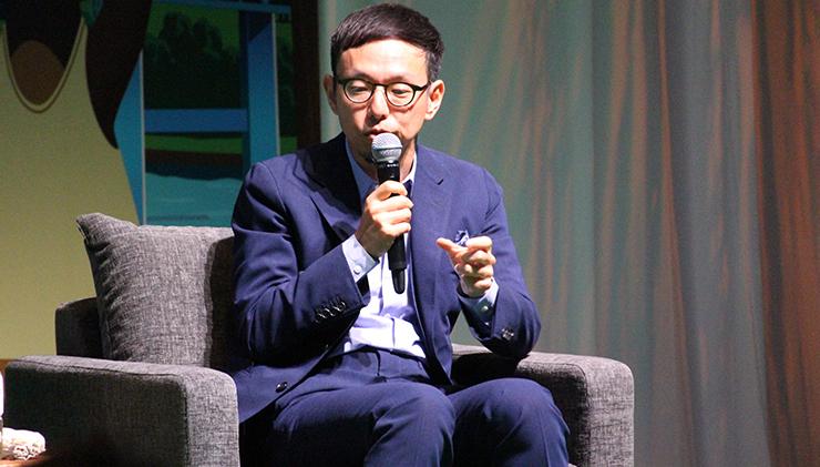 柳澤 大輔氏(株式会社カヤック 代表取締役CEO)