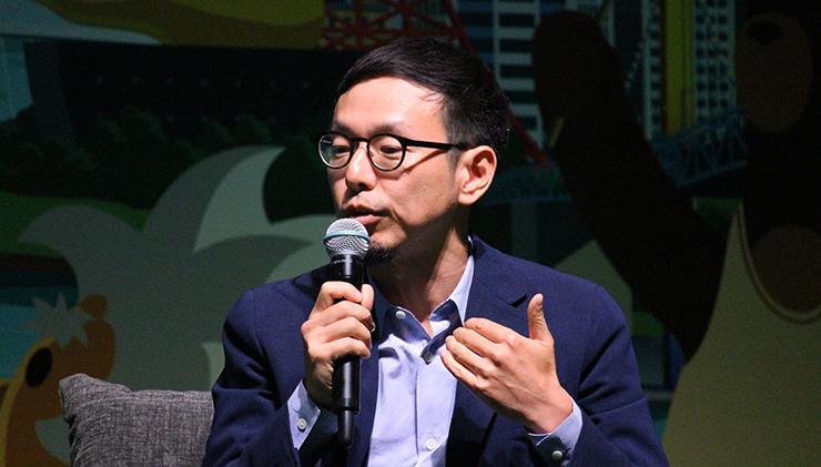 柳澤 大輔氏