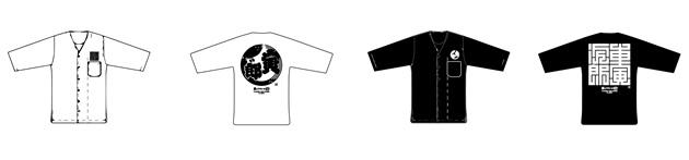 はつらいよ 50周年 × TOWER RECORDS 40周年 ダボシャツ