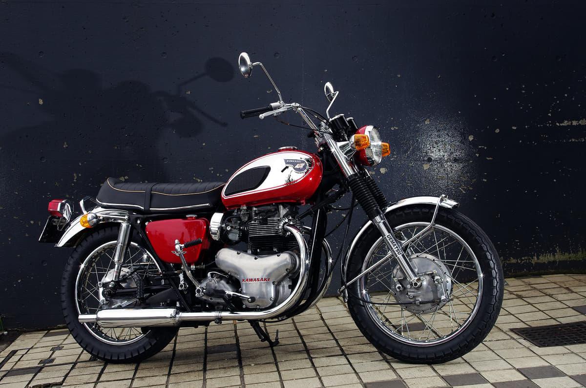 「ダブワン」「マッハ」「ケーゼロ」 愛称で呼ばれた60年代生まれの大型国産バイクたち