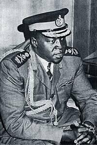 イディ・アミン(ウガンダ 第3代大統領)
