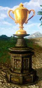 ▲「リヴァイアサン征服の黄金杯」
