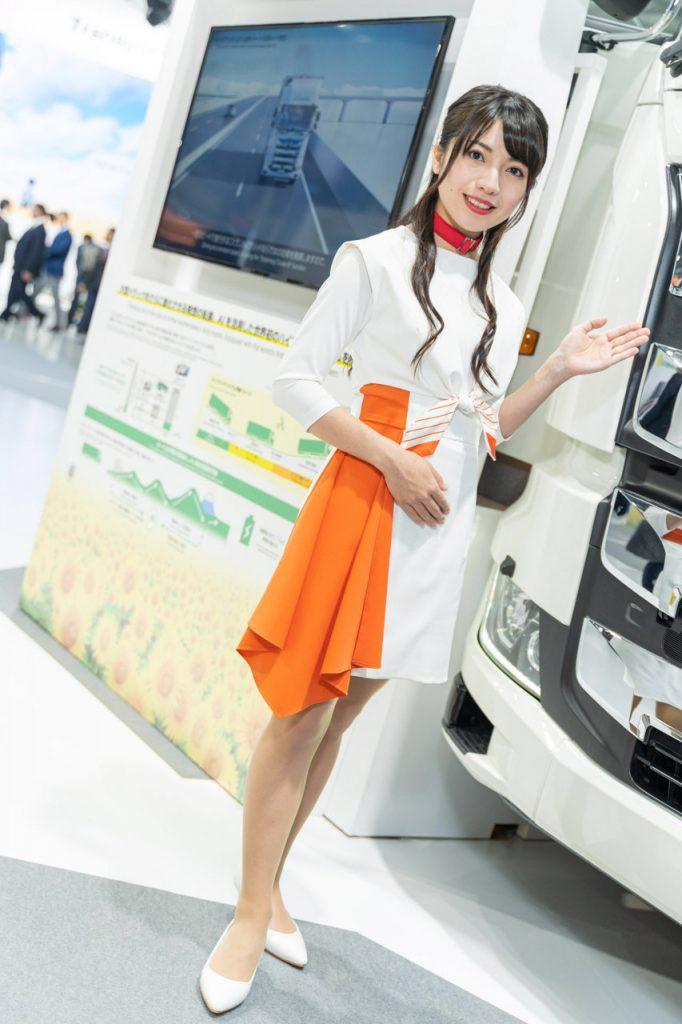 東京モーターショー2019 美人コンパニオン