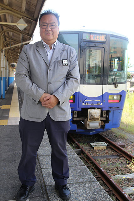鉄道業界の名物社長・鳥塚亮氏が新たなチャレンジ! 今度の舞台は新潟だ!