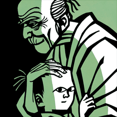 滝平二郎の絵本 - LINE スタンプ | LINE STORE (2148443)