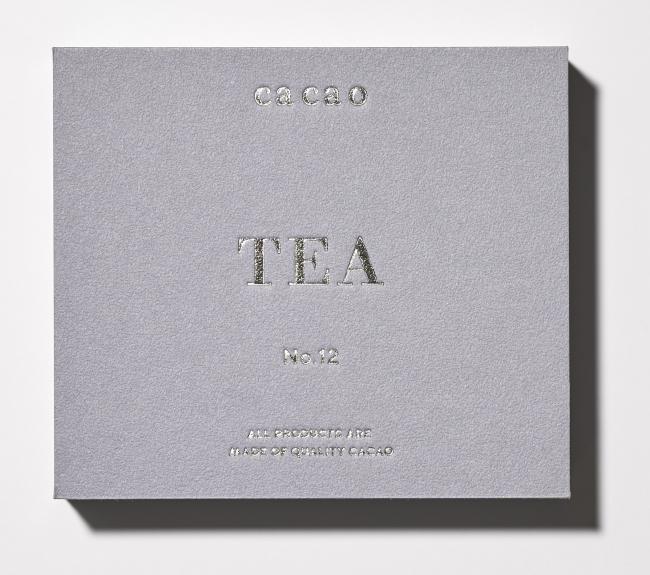 アロマ生チョコ TEA