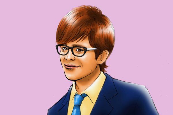 オリエンタルラジオ藤森慎吾