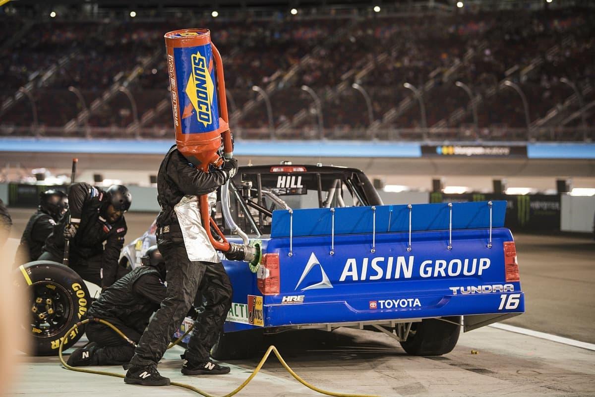 NASCARトラック・シリーズ第22戦 日本人オーナーチームHRE、2年連続のシリーズタイトルは叶わず