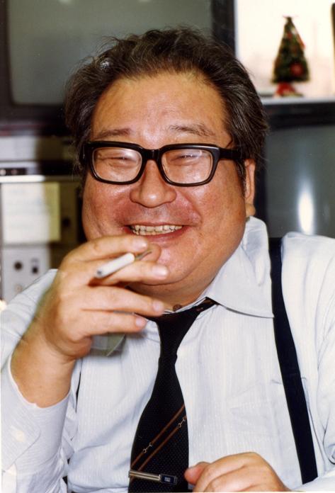 小松左京(1982年) (提供:イオ)