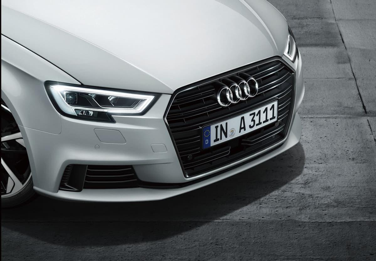 「Q2」にタフさ、「A3」にはスポーティさを演出した「アウディ」特別仕様車が登場!