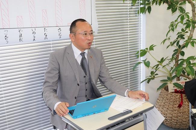 社労士の鈴木道由氏