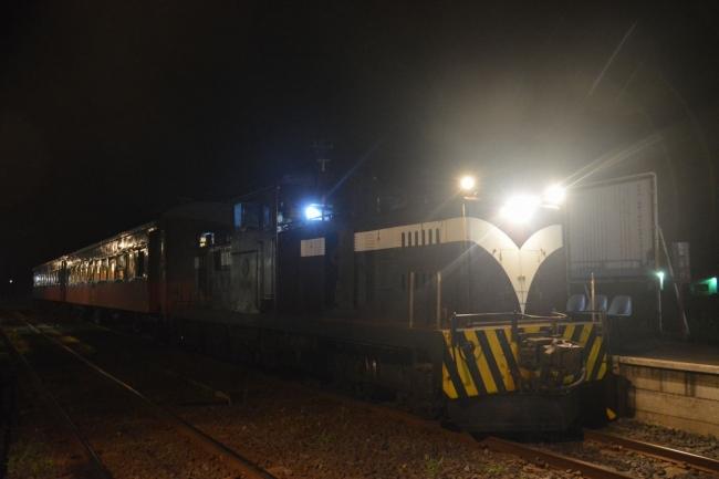 トワイライト・ストーブ列車(イメージ)
