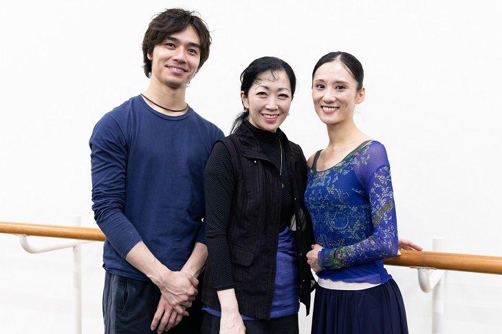 東京バレエ団『くるみ割り人形』リハーサル